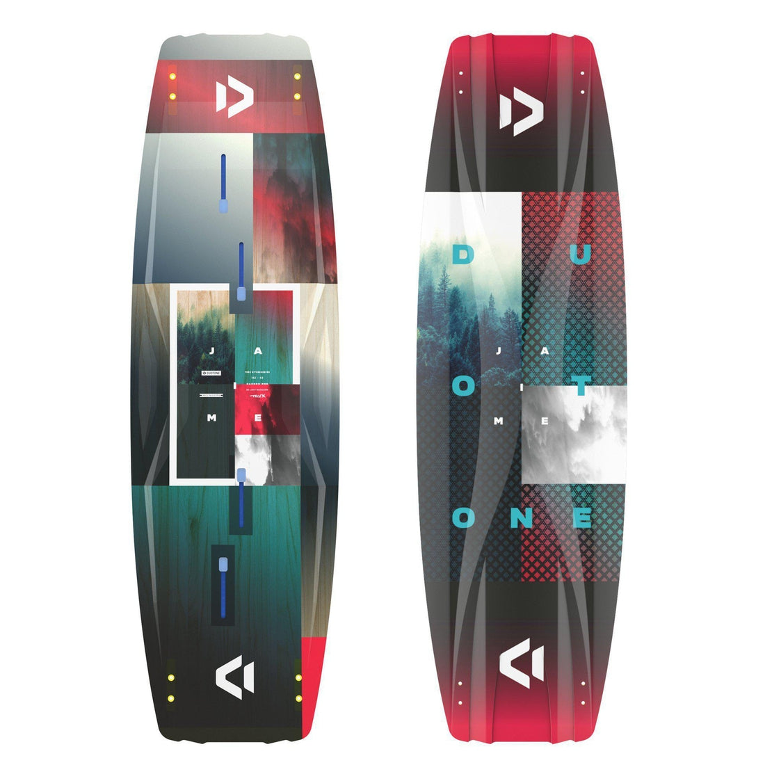 2020 DUOTONE JAIME KITEBOARD-Big Winds