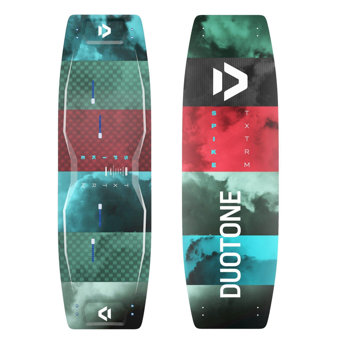 2020 DUOTONE SPIKE TEXTREME KITEBOARD-Big Winds