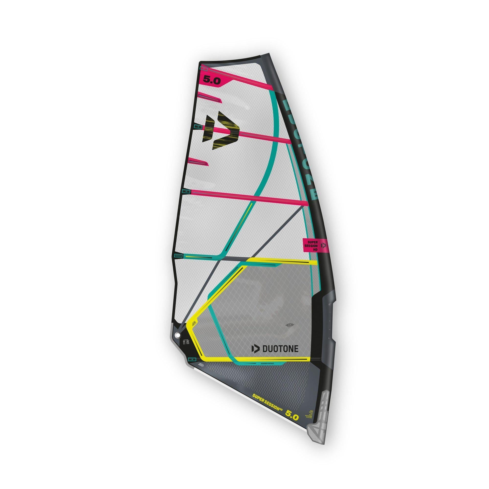 2020 Duotone Super Session HD Windsurfing Sail-Big Winds
