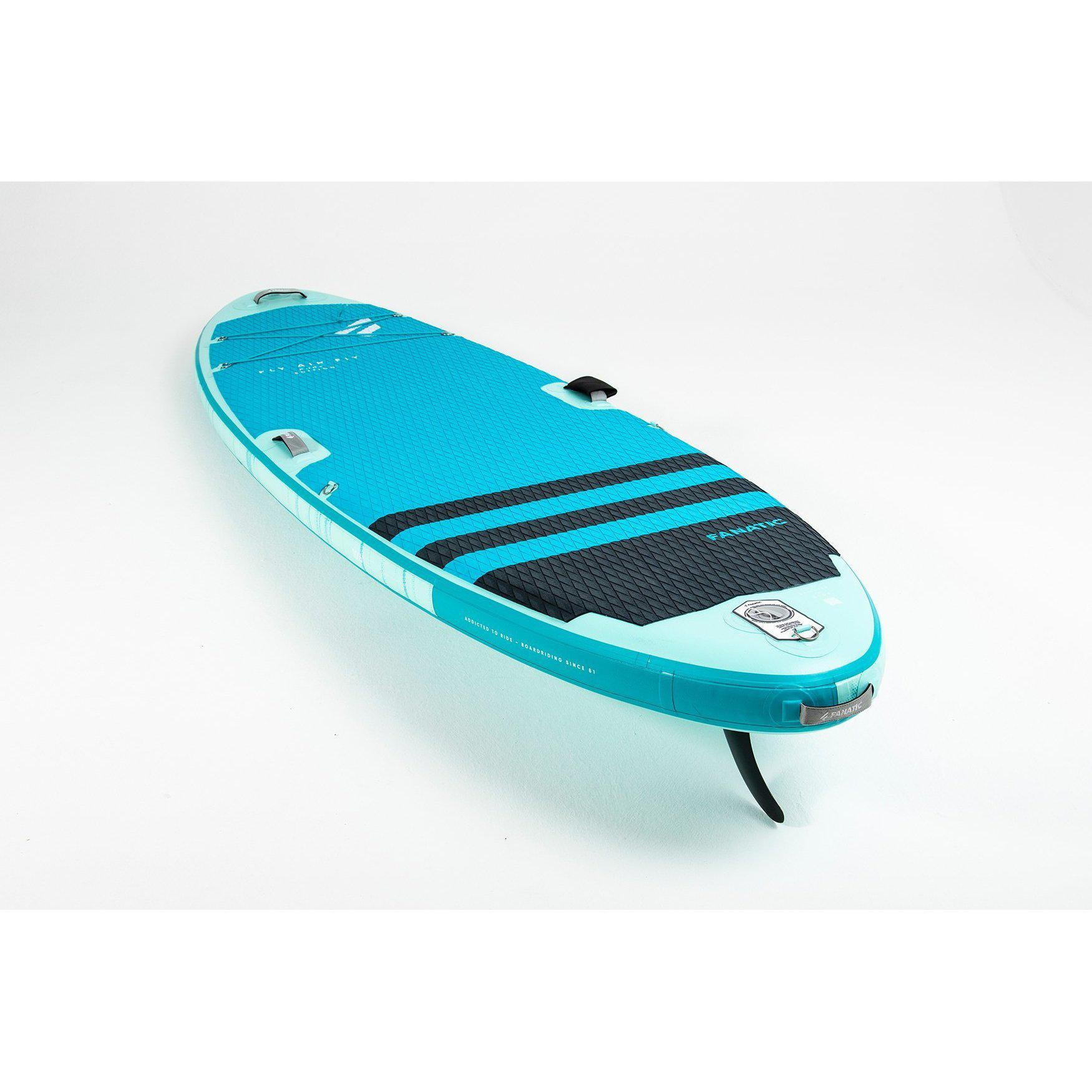 2020 Fanatic Fly Air Fit Inflatable Paddle Board-Big Winds