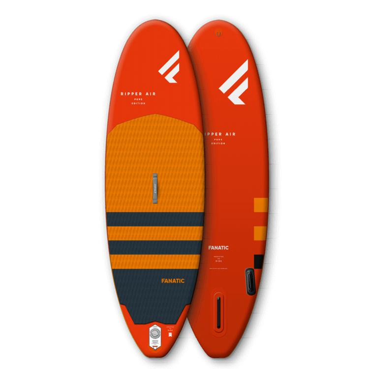 2020 Fanatic Ripper Air Inflatable Paddle Board-Big Winds
