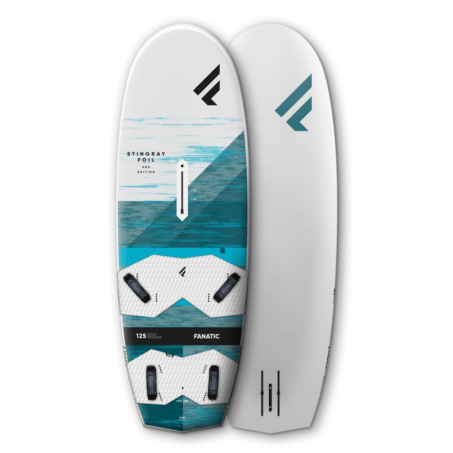 2020 Fanatic Stingray Foil HRS Wind Foiling Board-Big Winds