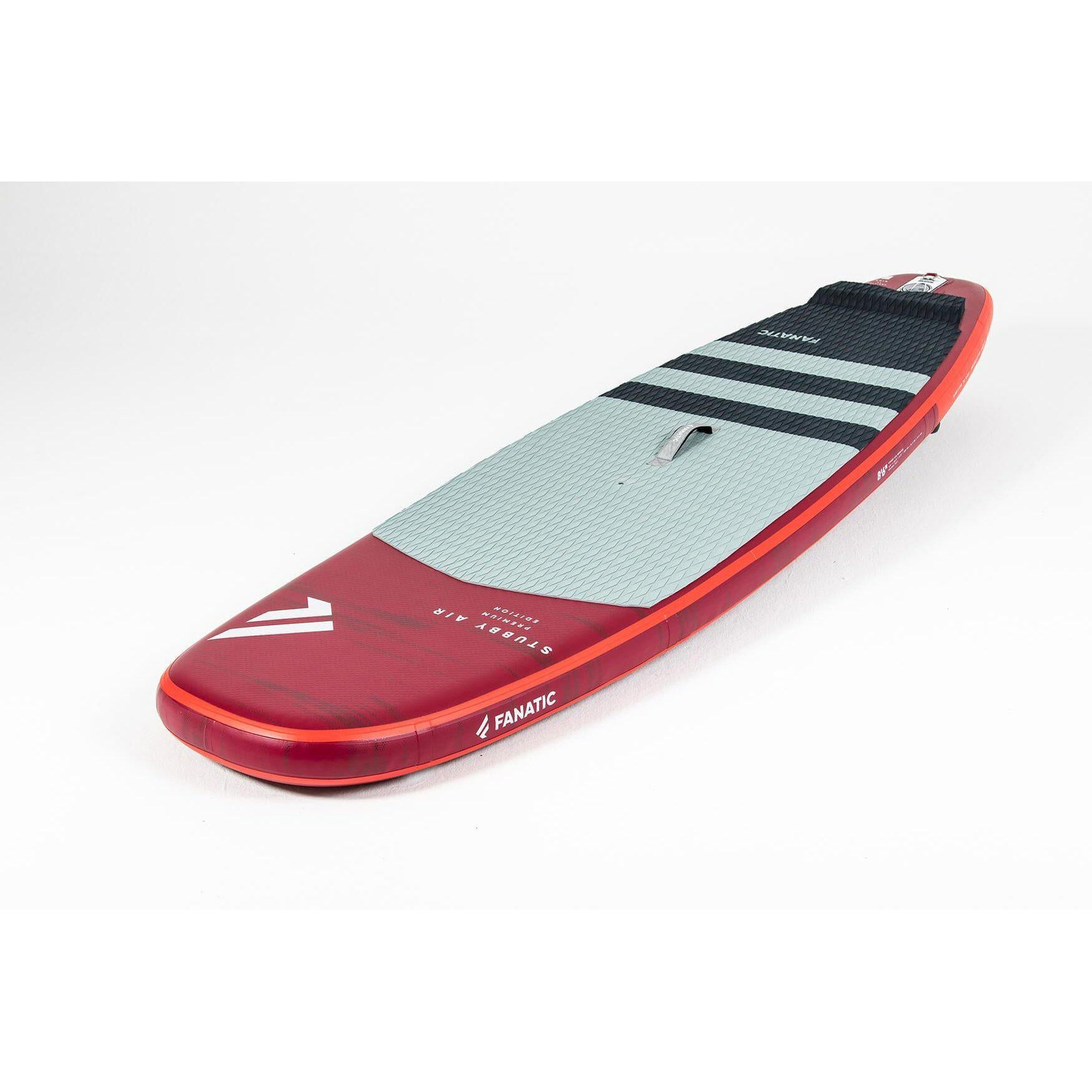 2020 Fanatic Stubby Air Premium Inflatable SUP-Big Winds