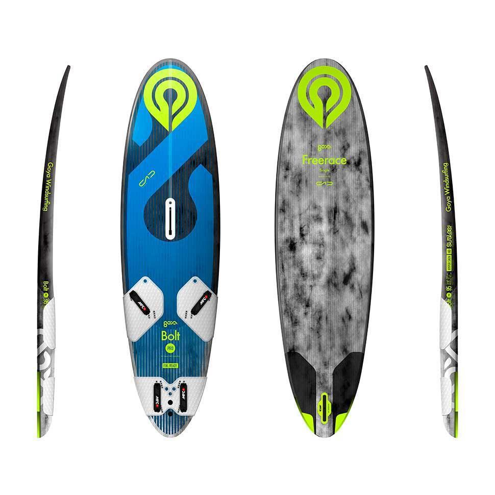 2020 Goya Bolt Pro Freeride Windsurfing Board-Big Winds