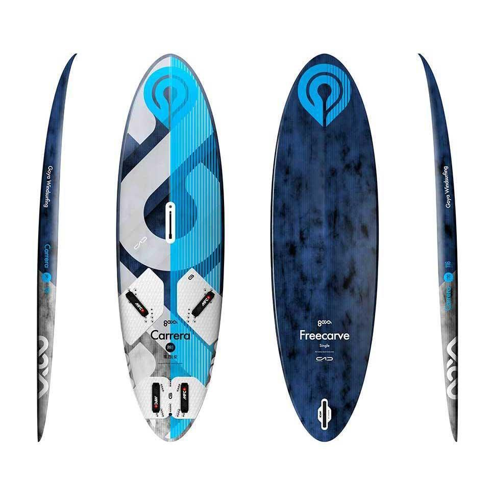 2020 Goya Carrera Pro Freeride Windsurfing Board-Big Winds