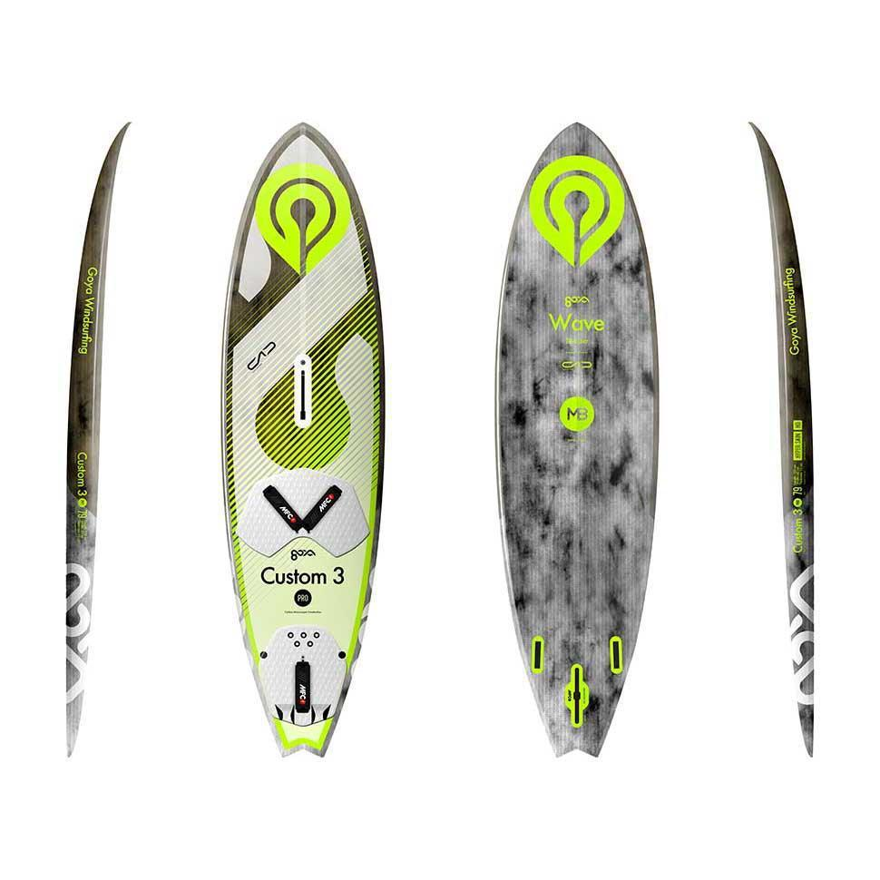2020 Goya Custom 3 Pro Thruster Windsurfing Board-Big Winds