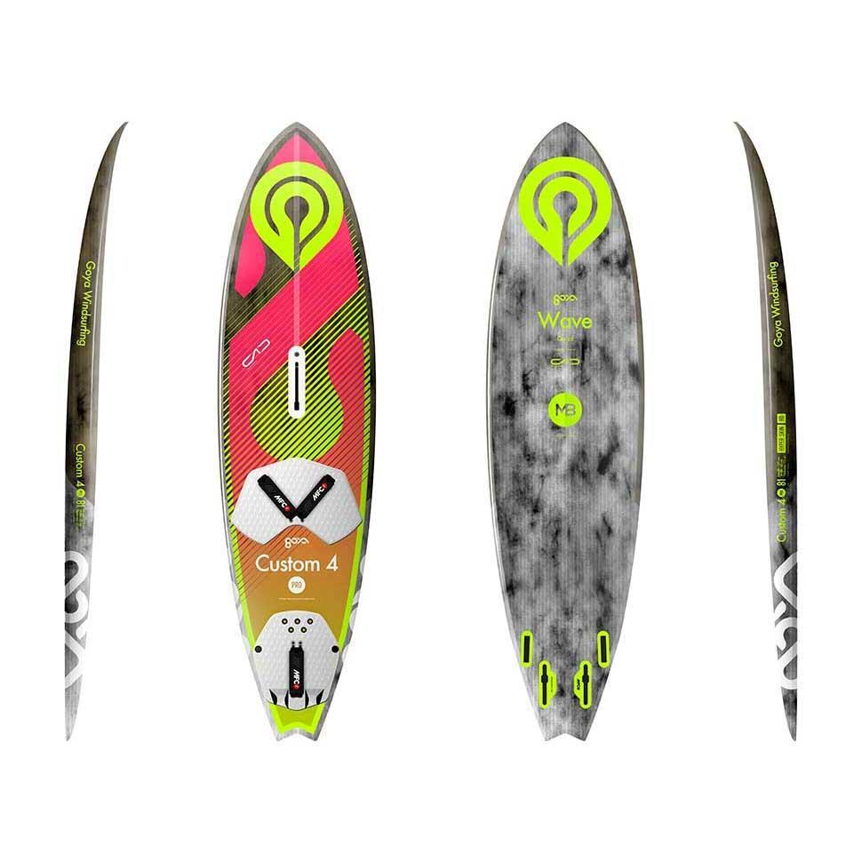 2020 Goya Custom 4 Pro Quad Windsurfing Board-Big Winds