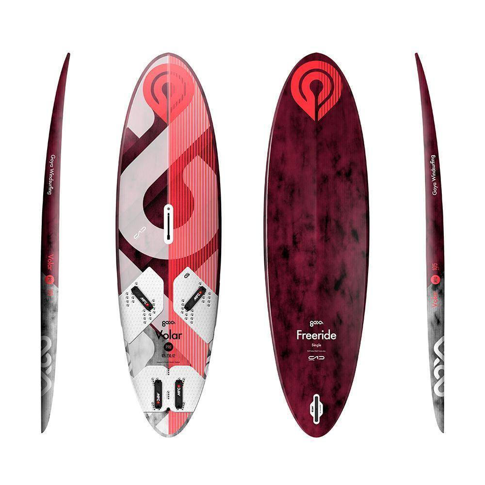 2020 Goya Volar Pro Freeride Windsurfing Board-Big Winds
