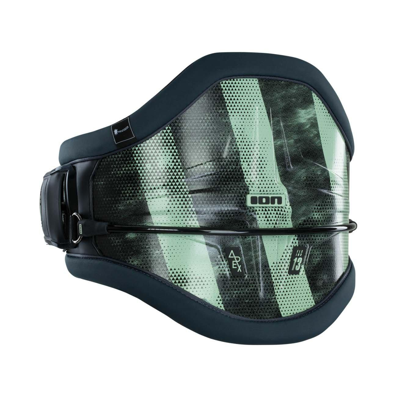 2020 Ion Apex Curv 13 Kiteboard Waist Harness-Big Winds