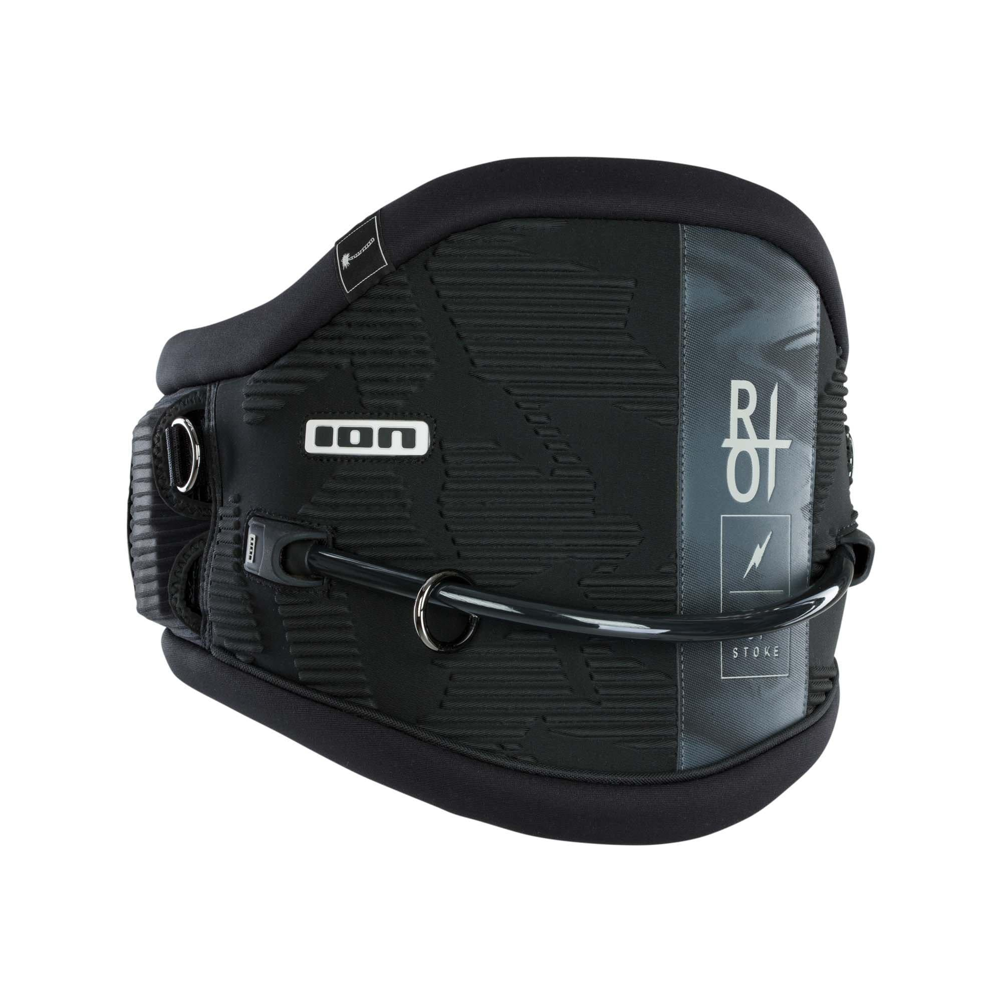 2020 Ion Riot 9 Kiteboard Waist Harness-Big Winds
