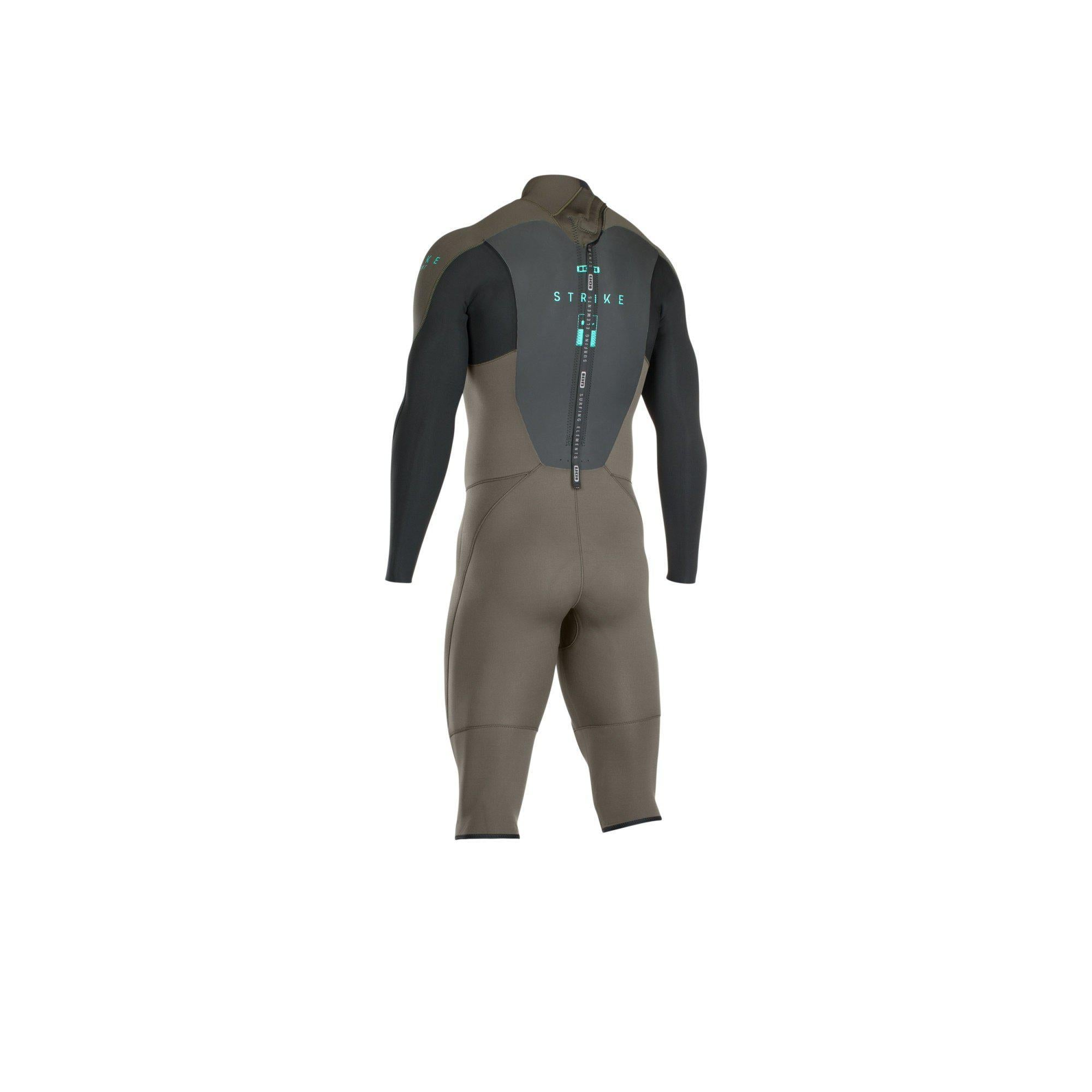 2020 ION STRIKE ELEMENT OVERKNEE LS 4/3 BZ DL WETSUIT-Big Winds