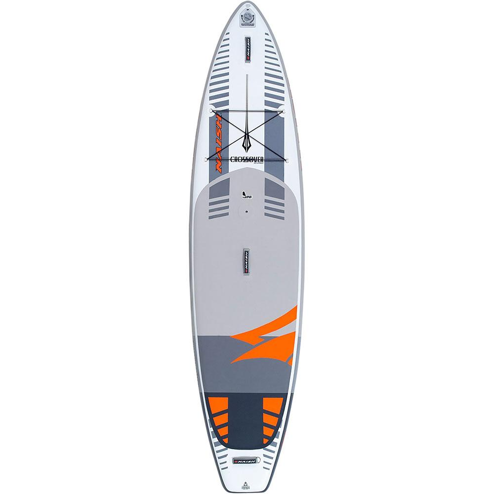 2020 Naish Crossover Fusion | B Inflatable Paddle Board-Big Winds