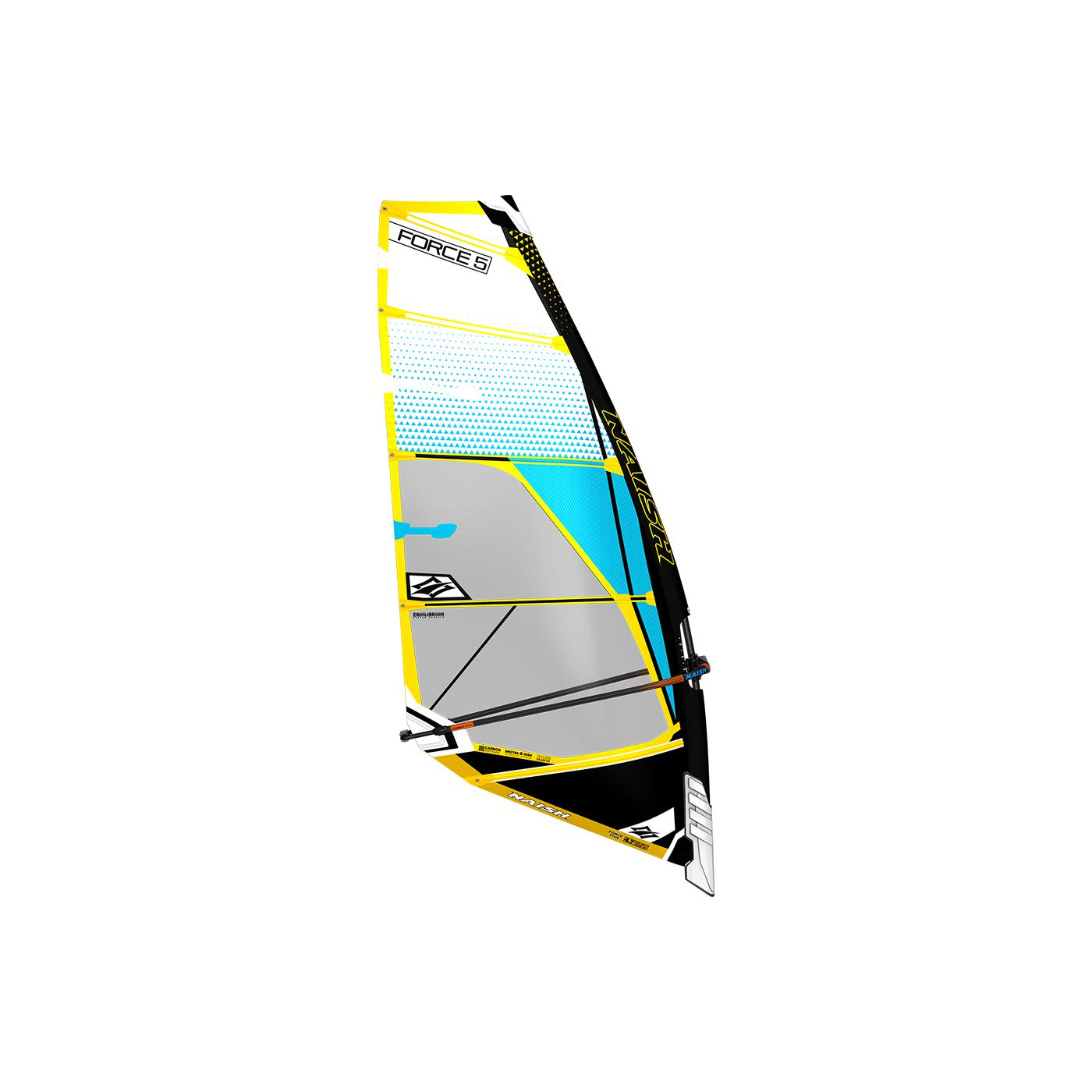 2020 Naish Force V Windsurfing Sail-Big Winds