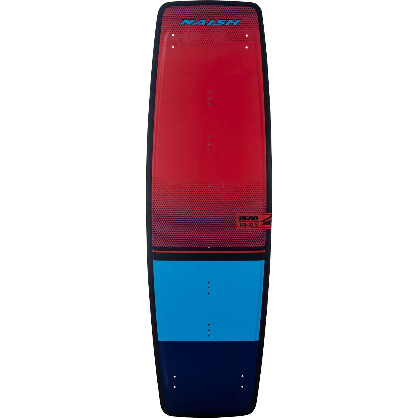 2020 Naish Hero Twin tip Kiteboard-Big Winds