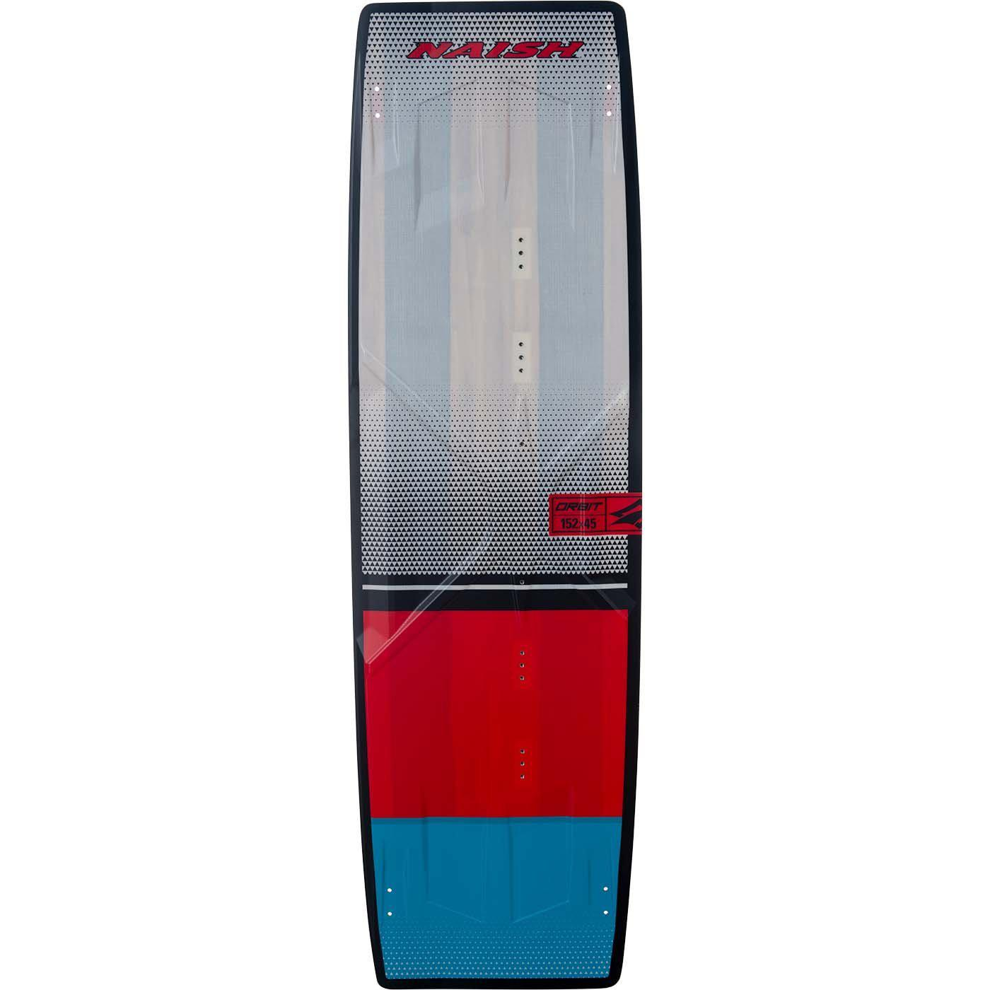2020 Naish Orbit Twin Tip Kiteboard-Big Winds