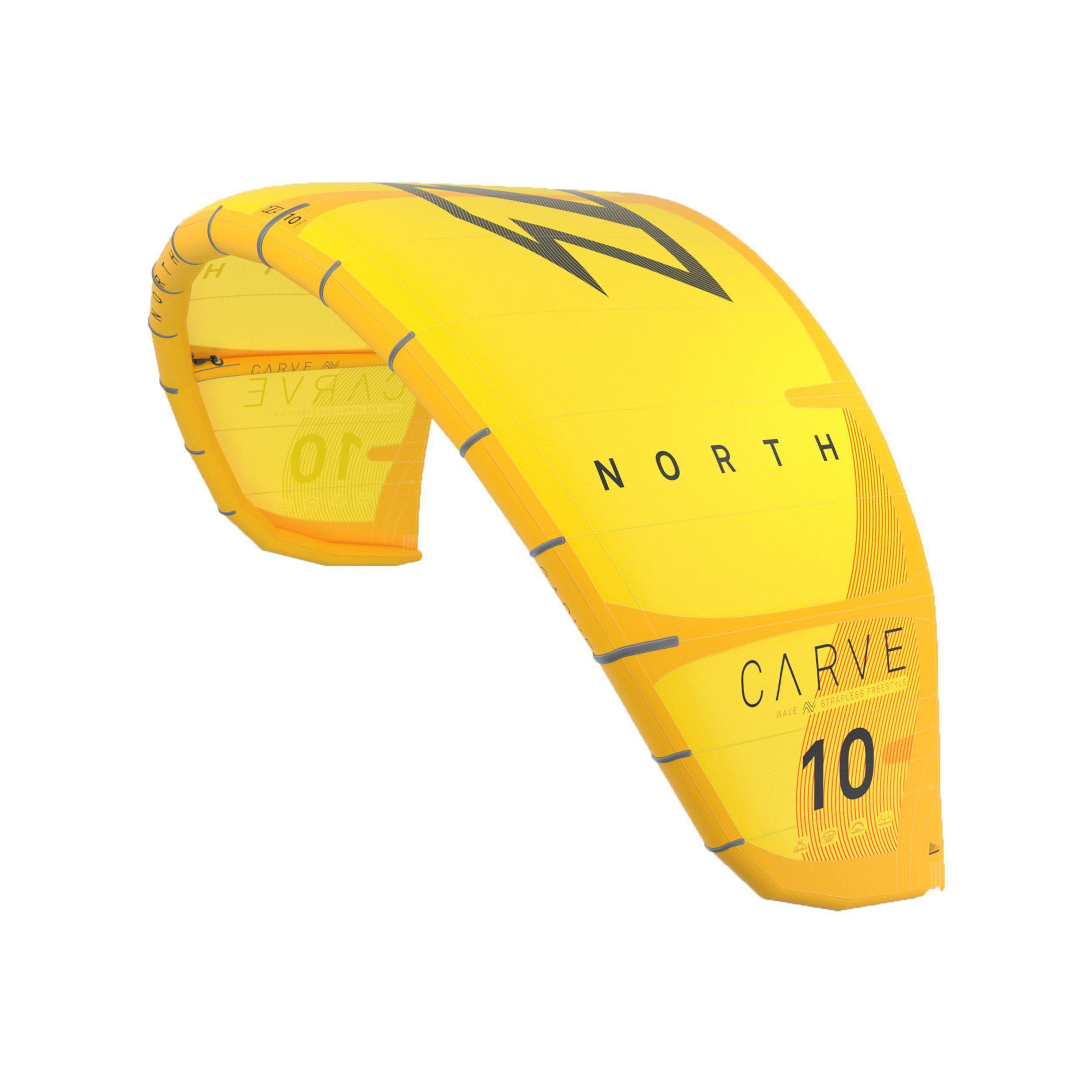 2020 North Carve Kiteboarding Kite-Big Winds