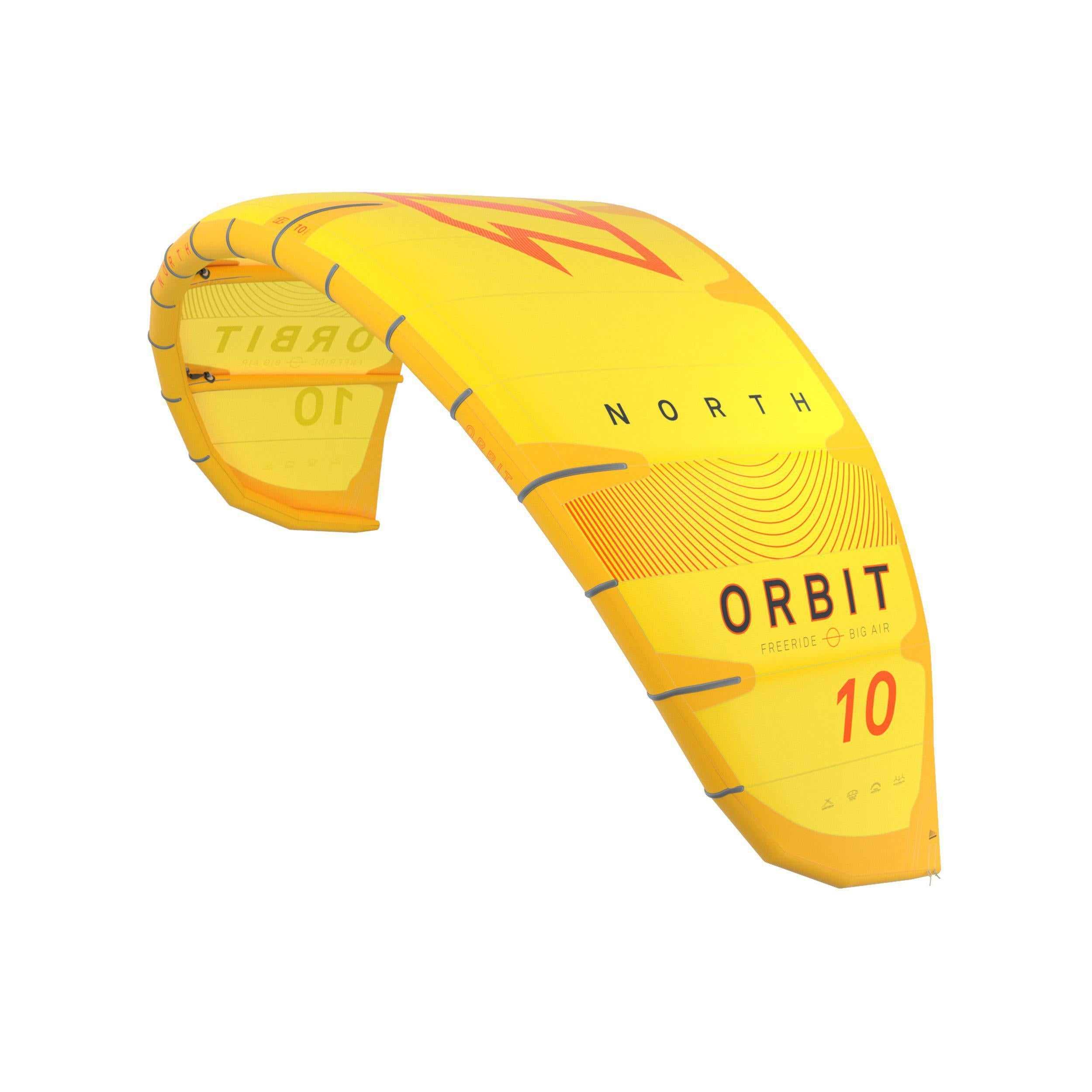 2020 North Orbit Kiteboarding Kite-Big Winds