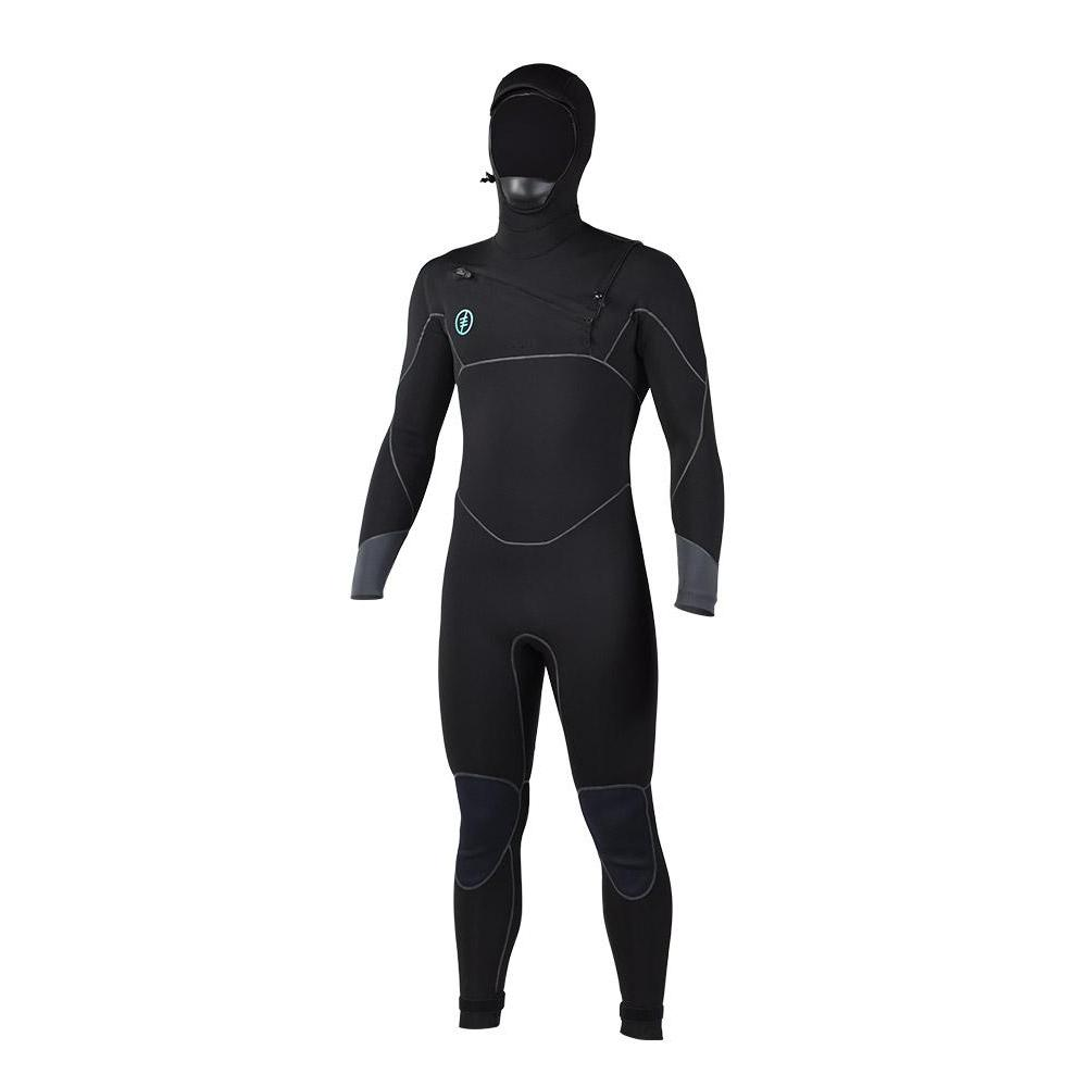 2020 RIDE ENGINE APOC 5/4/3 HOODED FULL WETSUIT-Big Winds