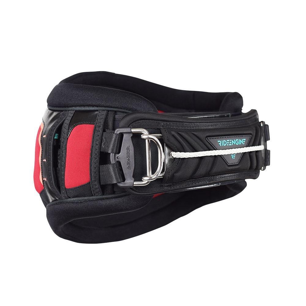 2020 Ride Engine Prime Shell Fire Kiteboard Harness-Big Winds