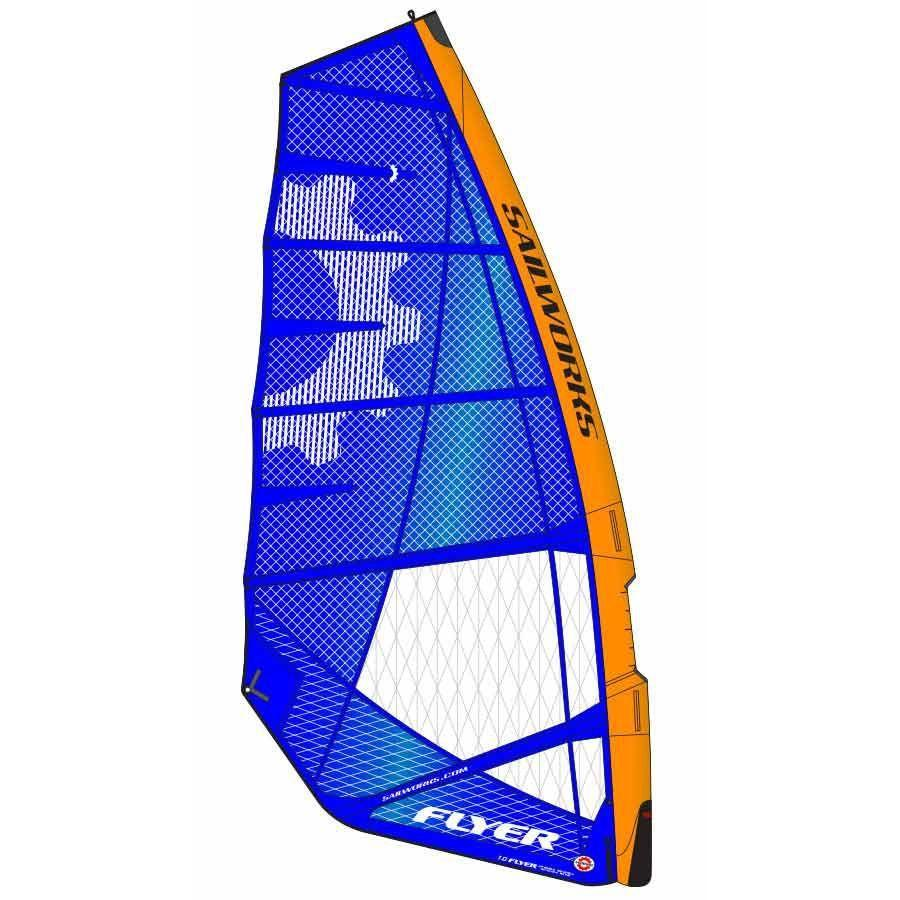 2020 Sailworks Flyer Windsurfing Foil Sail-Big Winds