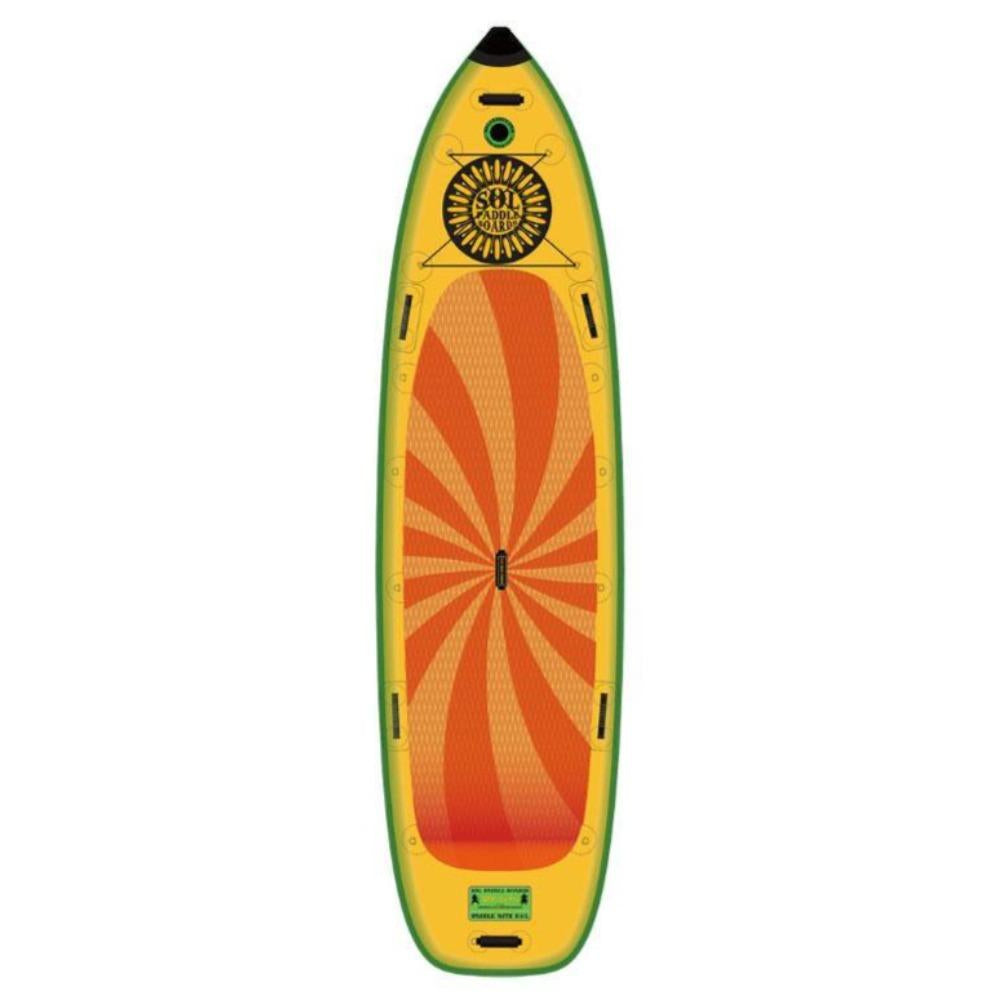 2020 SOL Sumo Classic Inflatable SUP Board-Big Winds