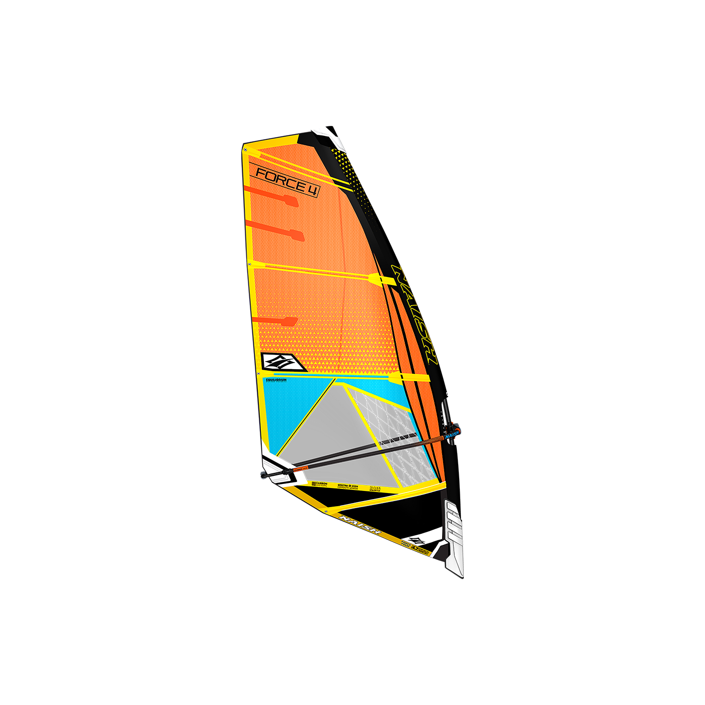 2020 Naish Force IV Windsurfing Sail