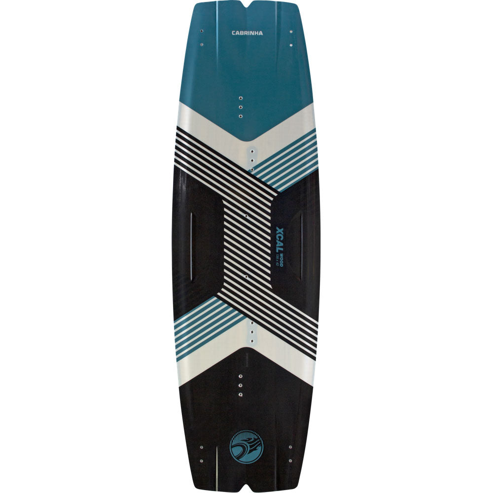 2020 Cabrinha X-Caliber Wood Twin Tip Kiteboard
