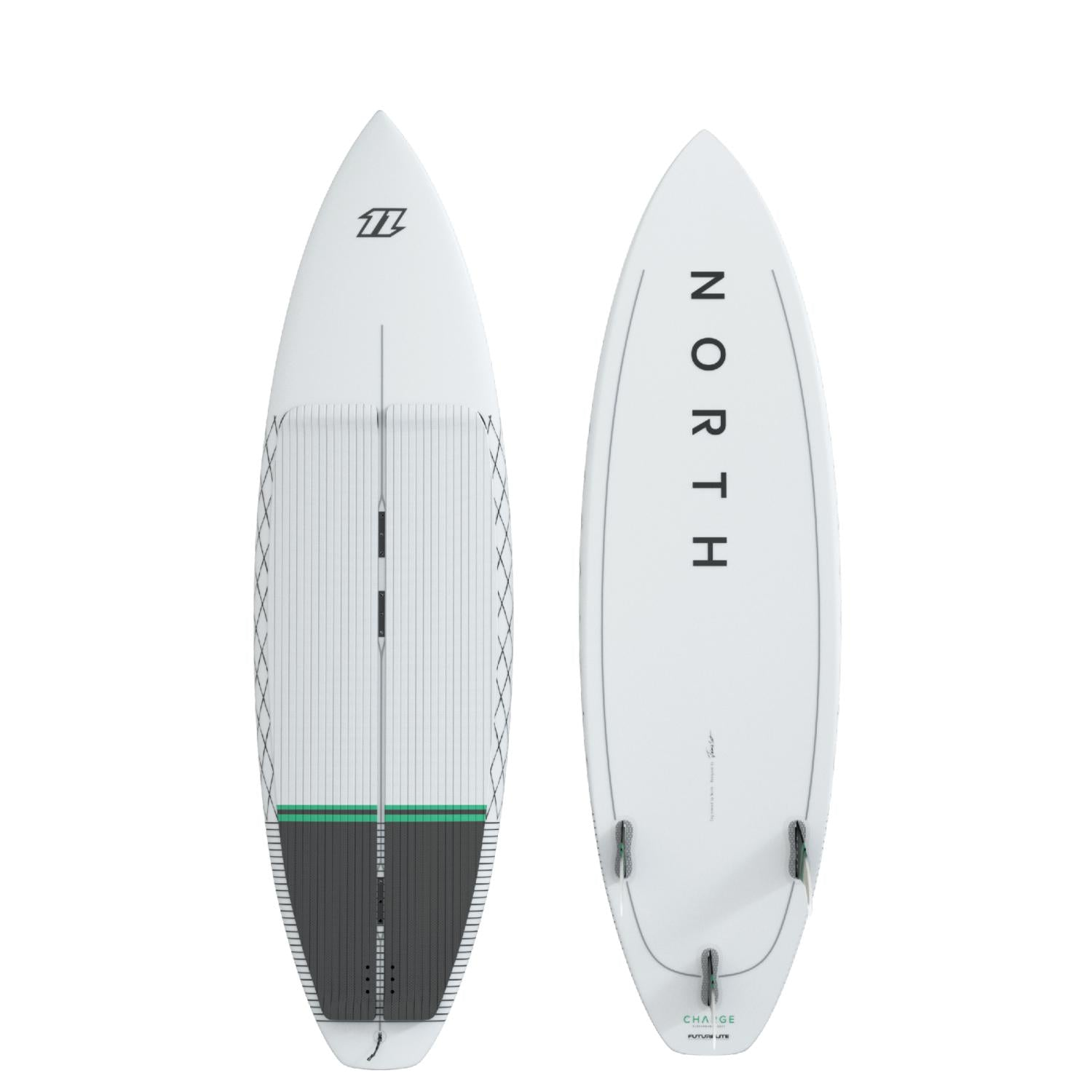 2021 North Charge Kite Surfboard-Big Winds
