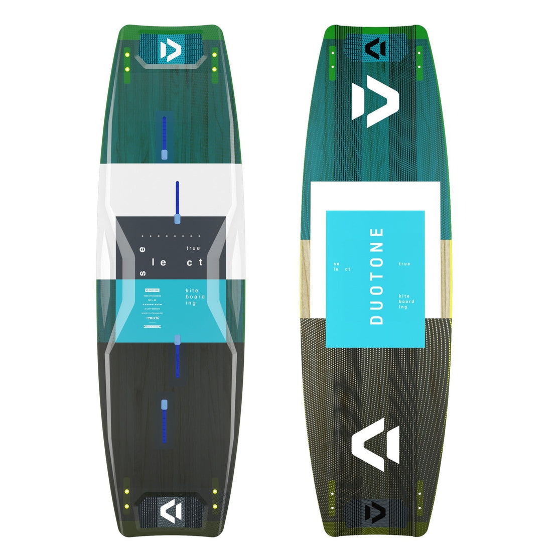 2020 DUOTONE SELECT TWIN TIP KITEBOARD