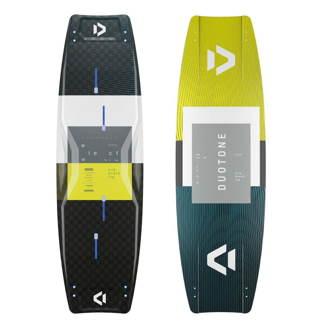 2020 DUOTONE SELECT TEXTREME TWIN TIP KITEBOARD