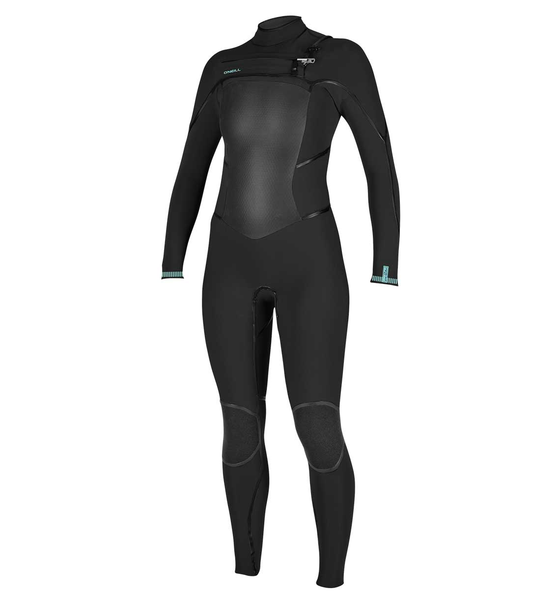 O'Neill Women's Pyscho Tech Chest Zip 4/3 TB3 Wetsuit