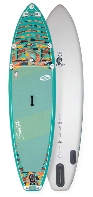 Surftech/prAna - Alta - Air-Travel - Paddle Board