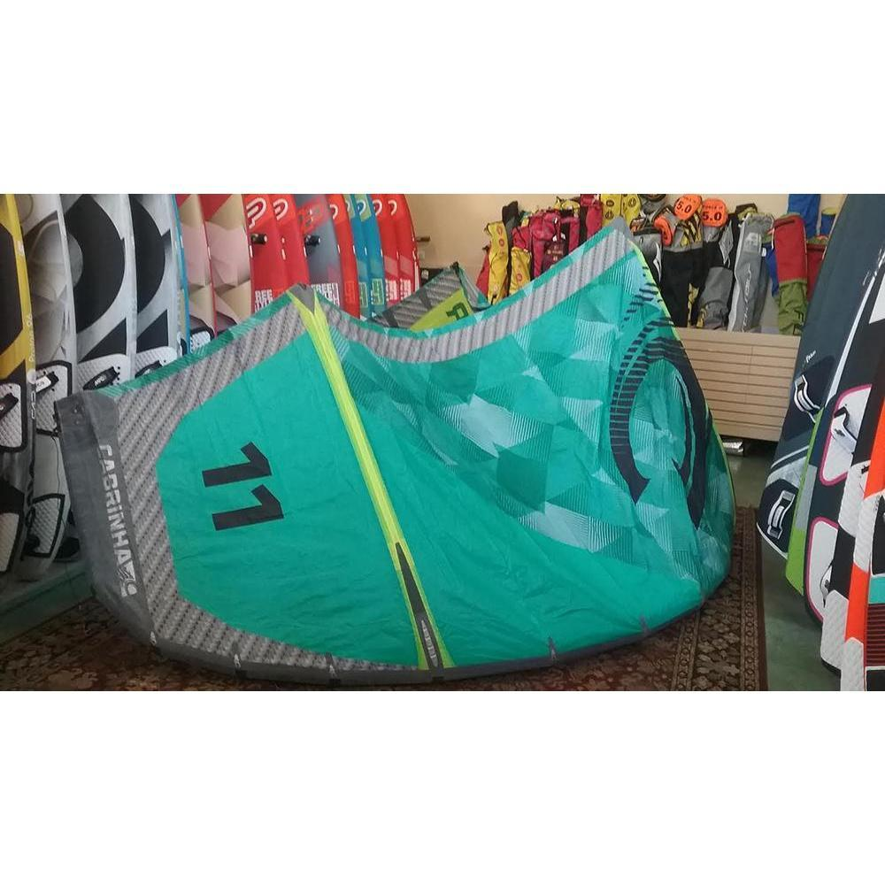 Cabrinha 2014 Drifter 11m USED-Big Winds