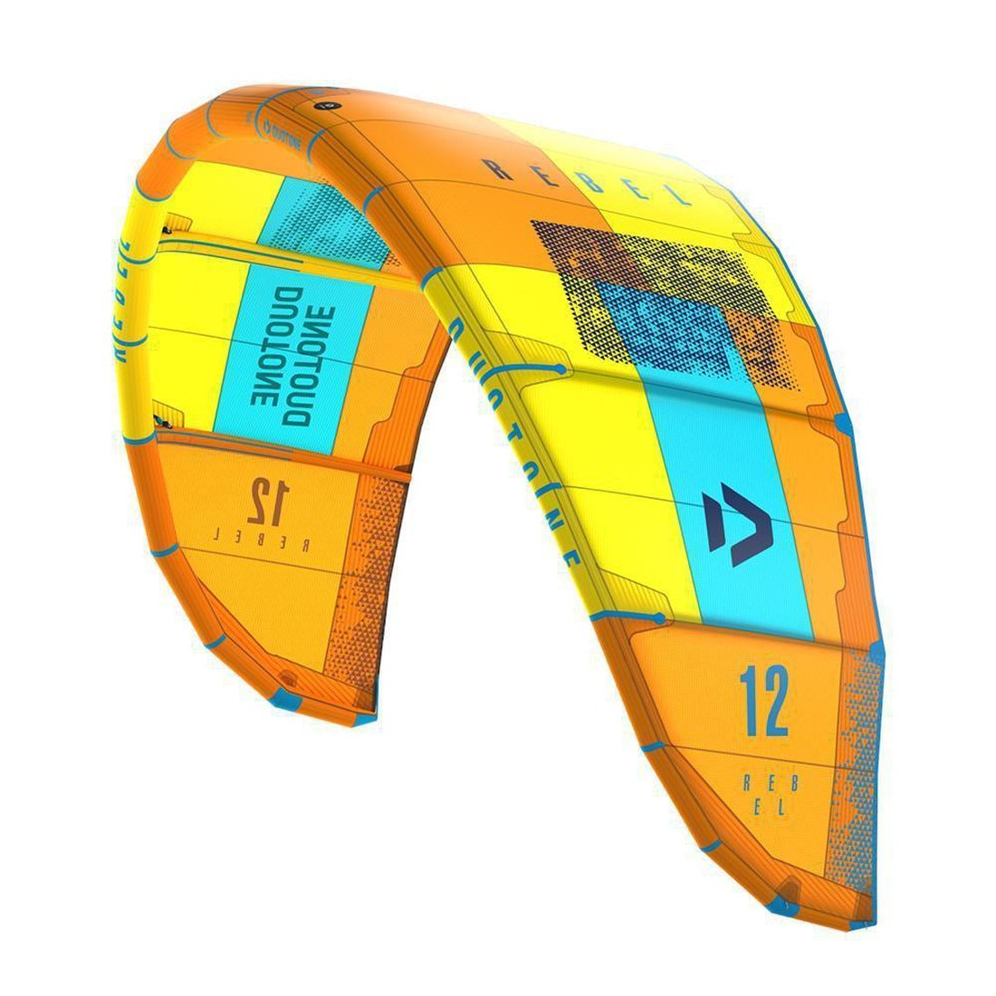 Duotone 2019 Rebel Kiteboarding Kite-Big Winds
