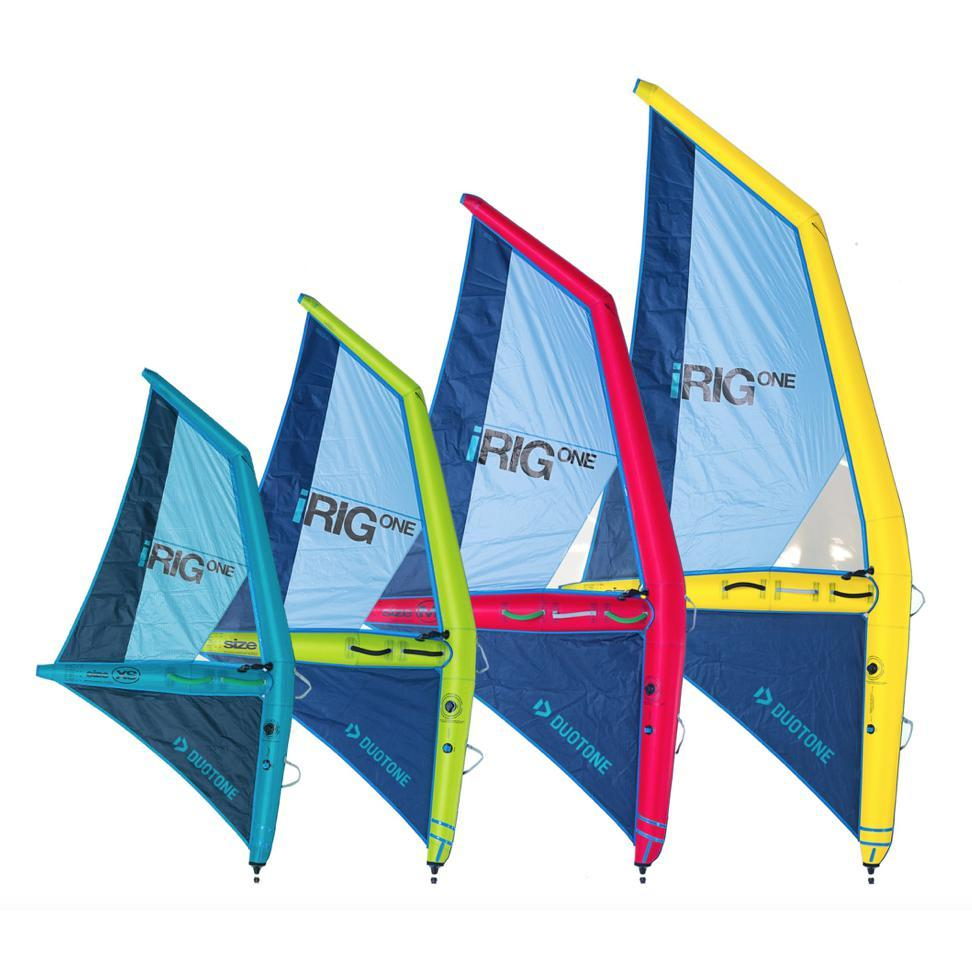 Duotone (formerly Arrows) Inflatable Windsurfing iRIG ONE-Big Winds