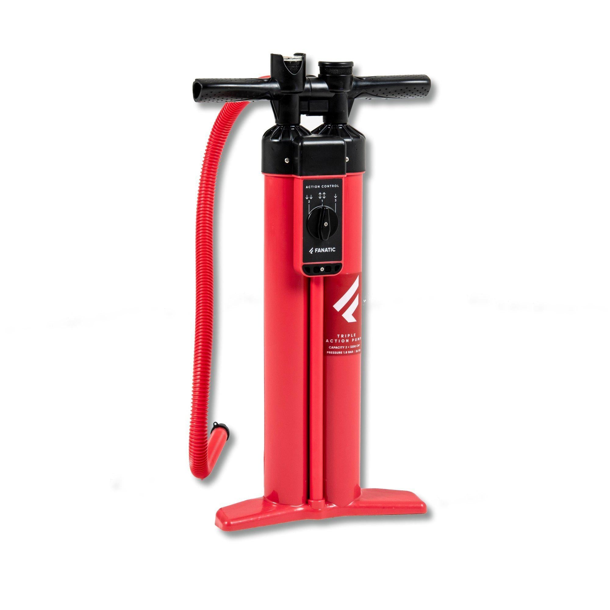 Fanatic Triple Action Pump HP6-Big Winds