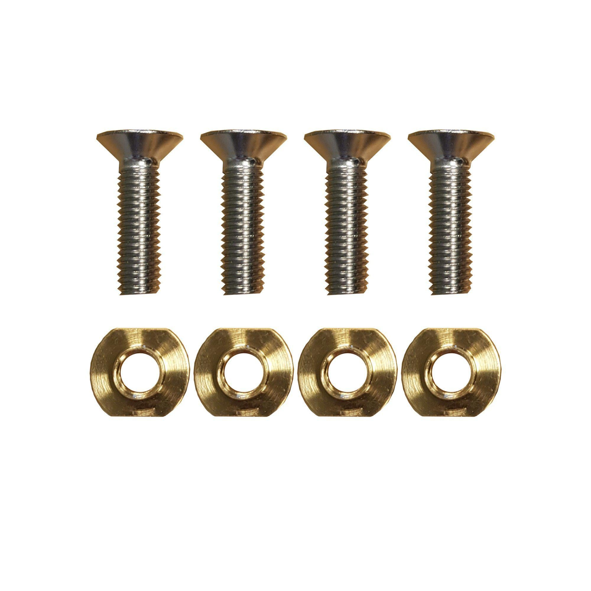 Foil Mounting System Screws & Nuts