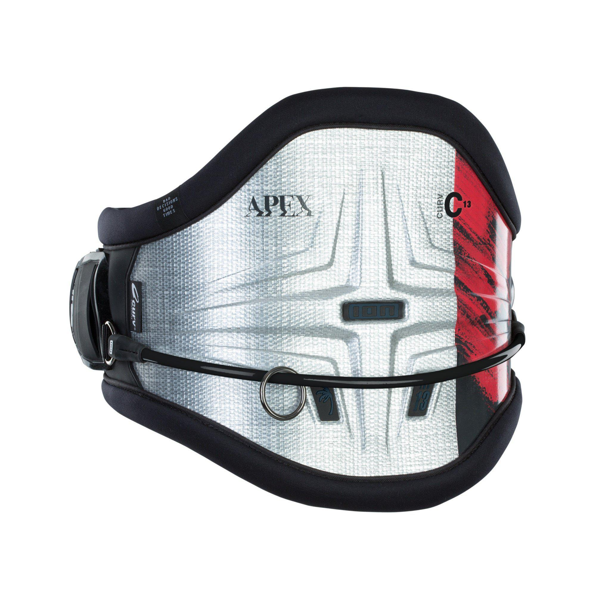 ION Apex Curv 13 Kiteboarding Harness-Big Winds