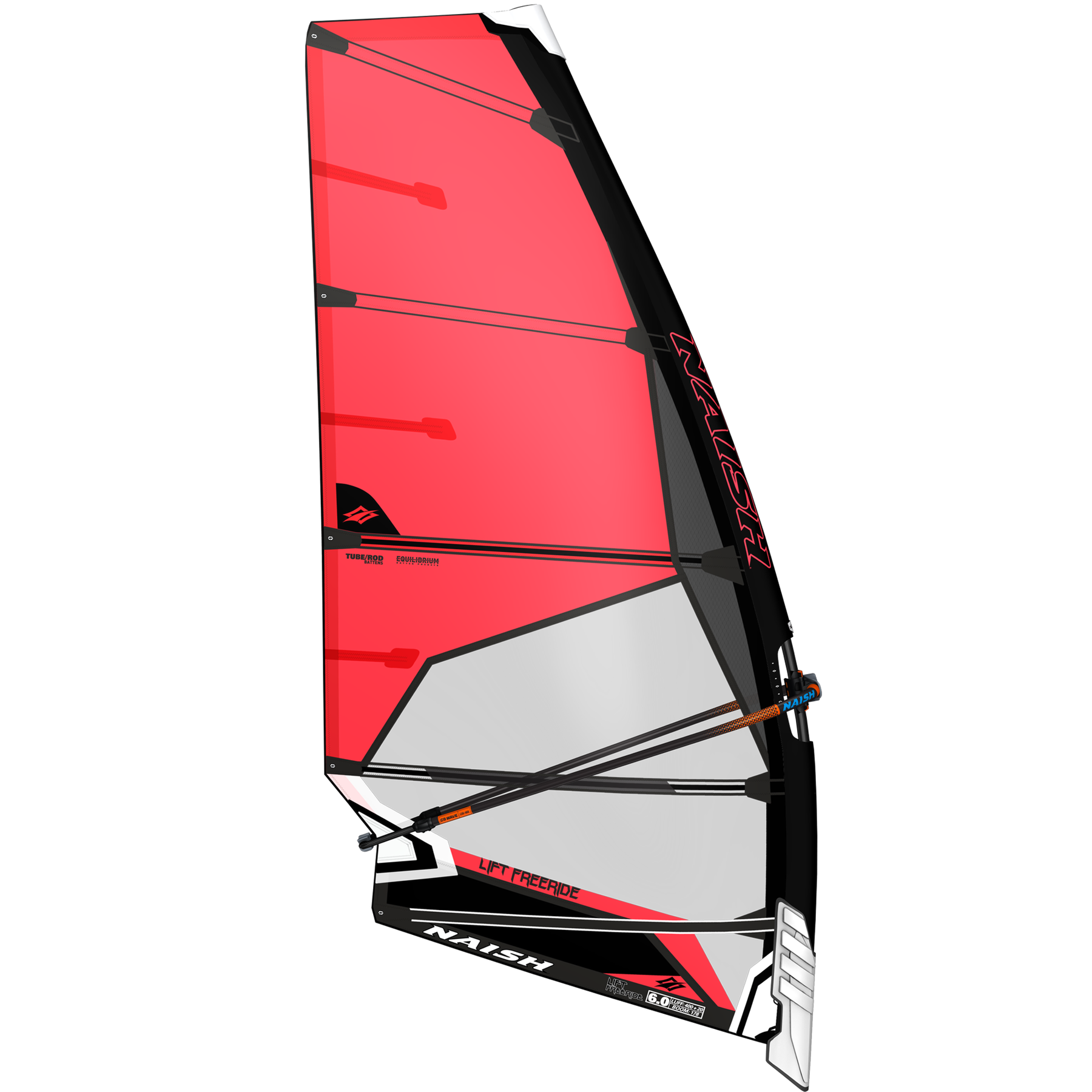 2021 S25 Naish Lift Freeride Windsurf Foiling Sail