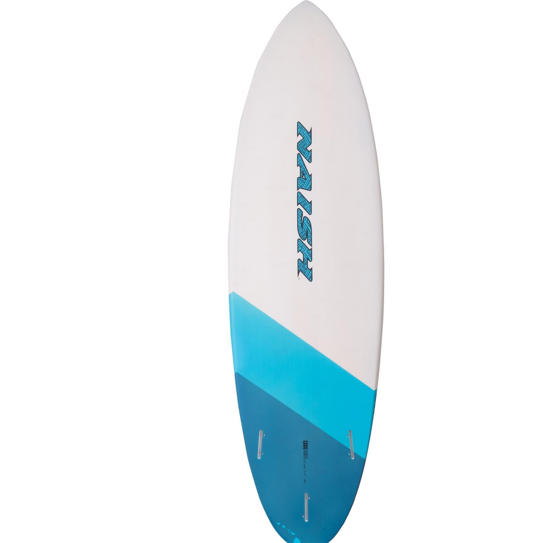 NAISH S25 STRAPLESS WONDER KITE SURFBOARD-Big Winds