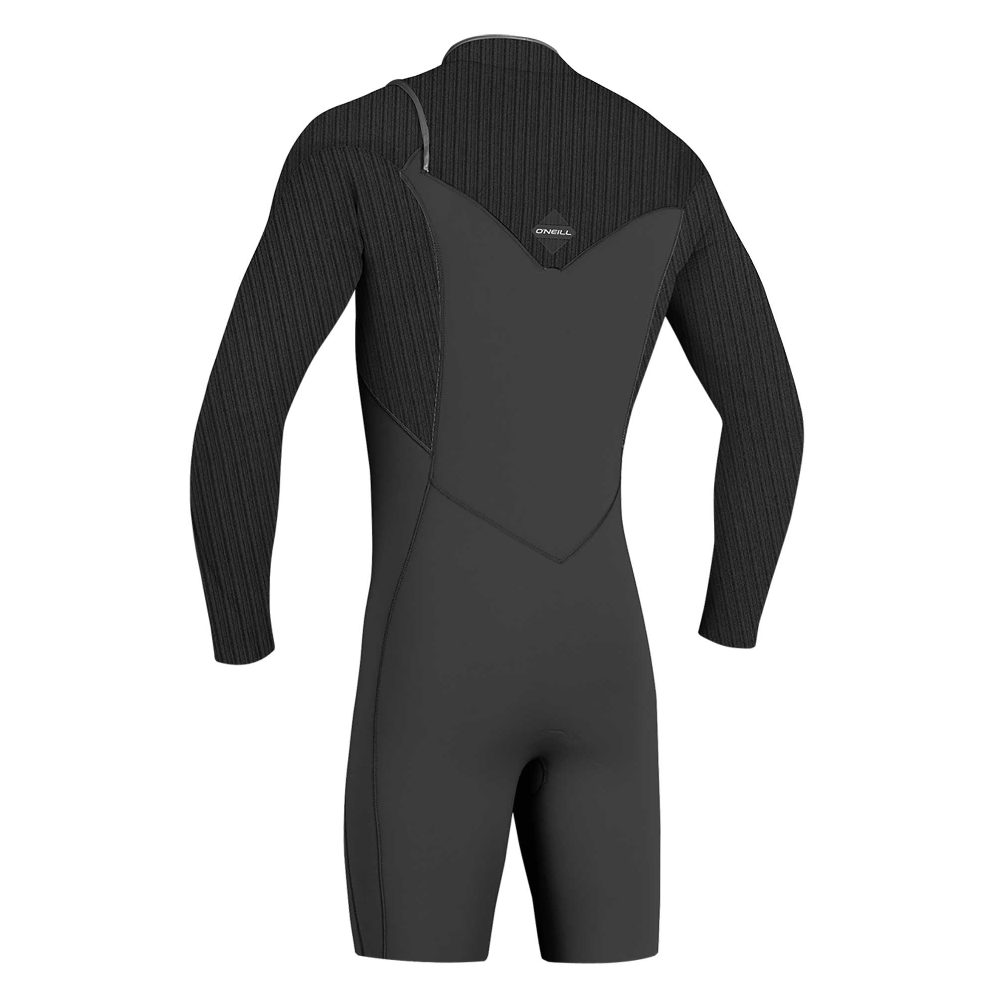 O'NEILL HYPERFREAK 2MM CHEST ZIP LONG SLEEVE SPRING WETSUIT-Big Winds