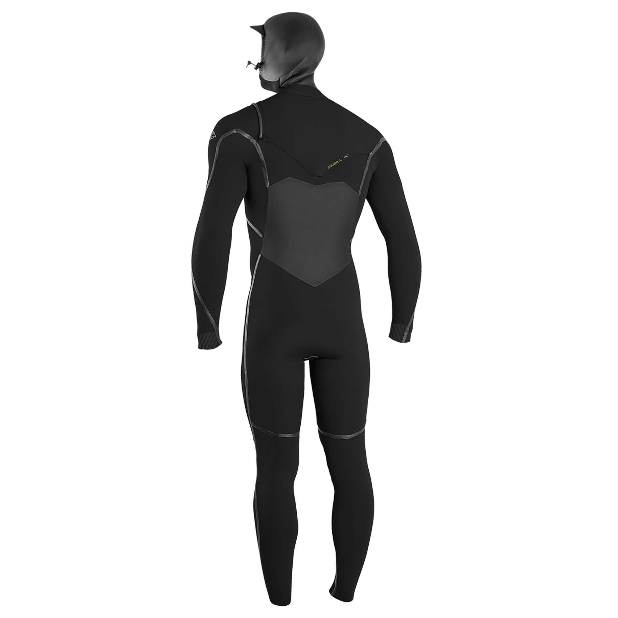 O'Neill Psycho Tech 5.5/4 TB3 Chest Zip Hooded Wetsuit-Big Winds