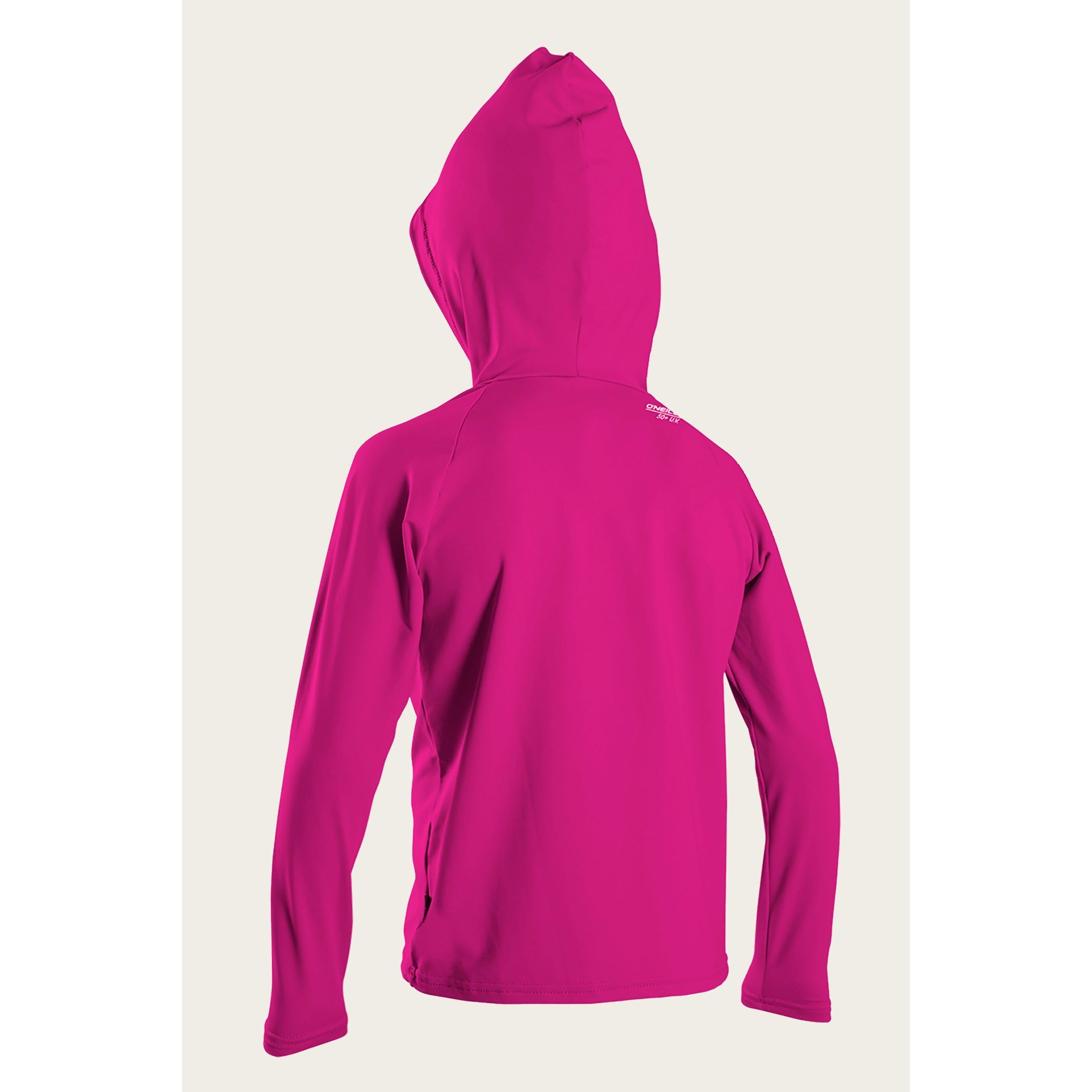 O'NEILL TODDLER O'ZONE LONG SLEEVE SUN HOODIE-Wetsuits-Big Winds
