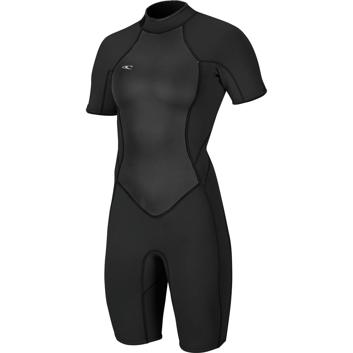 O'Neill Women's Bahia 2/1 mm Back Zip S/S Spring Suit-Wetsuits-Big Winds