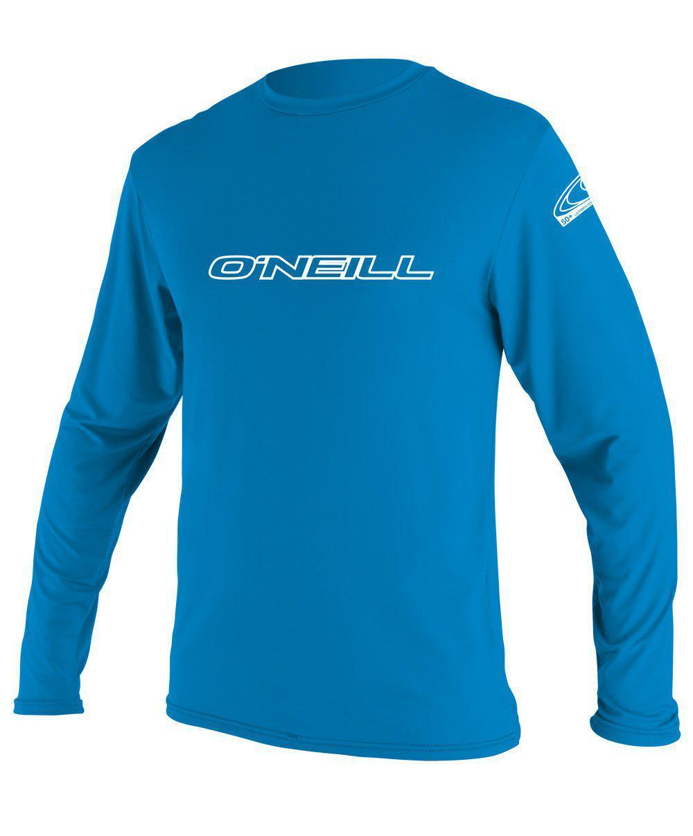 O'Neill Youth Basic L/S Rash Tee-Wetsuits-Big Winds