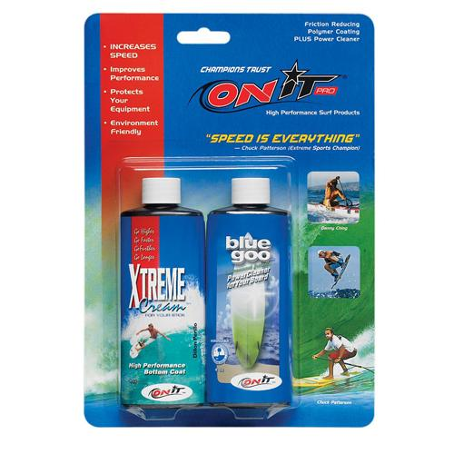 Onit Pro Xtreme Cream and Blue Goo Pack-Big Winds