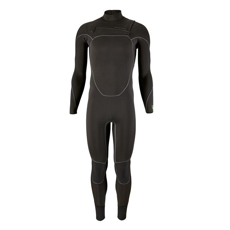 Patagonia Men's R2® Yulex® Front-Zip Full Wetsuit-Big Winds