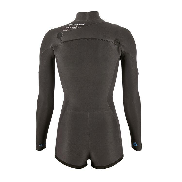 Patagonia Women's R1® Lite Yulex® Front-Zip Long-Sleeved Spring Wetsuit-Big Winds