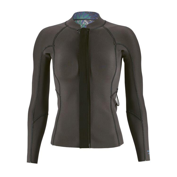 Patagonia Women's R1® Lite Yulex® Long-Sleeved Top-Big Winds