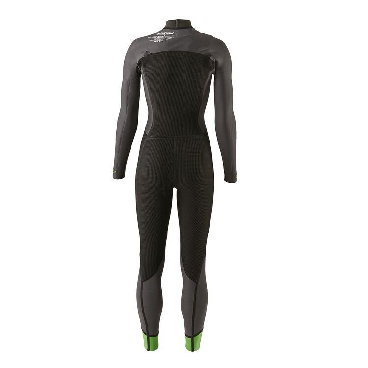 Patagonia Women's R2® Yulex® Front-Zip Full Wetsuit-Big Winds